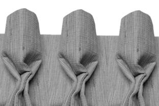 goblet pleat goblet pleated drapery drapes online