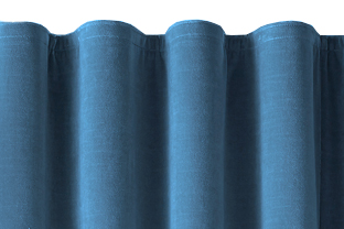 ripplefold drapery pinch pleat drapes