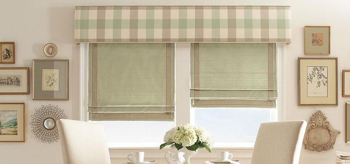 Custom Window Cornice Boards I Cornice Valance Windows