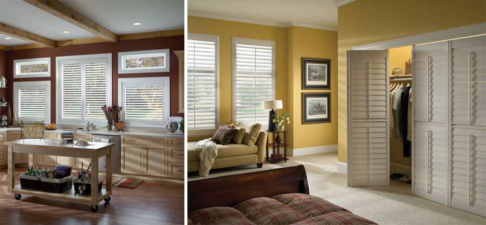 shutters - plantation Shutters by eclipse kitchen shutters white closet shutters affordable bedroom shutters