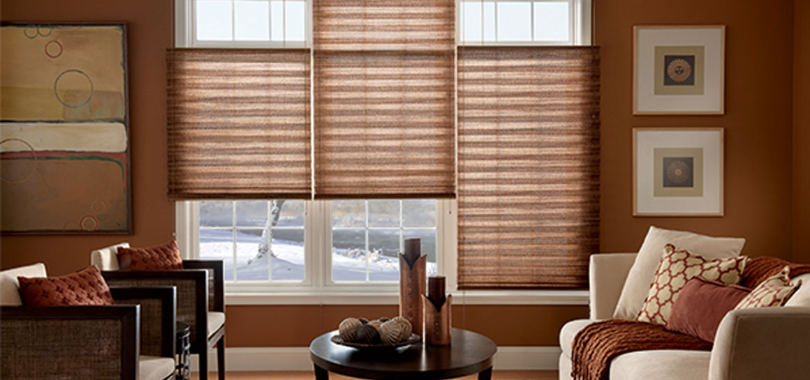 Cellular Shades I Pleated Honeycomb