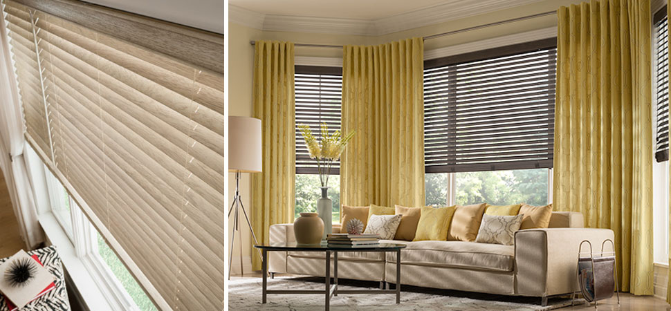 GRABER Venetian Wood Blinds
