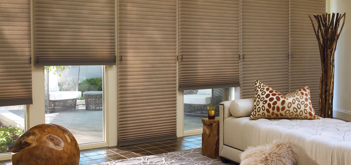Alustra Hunter Douglas Cellular Honeycomb