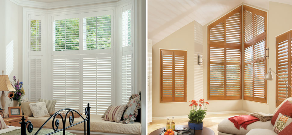 Custom Shutter I Plantation Shutters I Hunter Douglas
