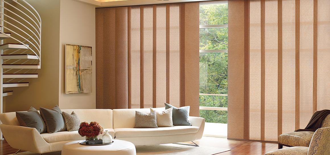 Vertical blinds window panels wood vinyl hunter douglas - Window Blinds I Vertical I Horizontal I Denver