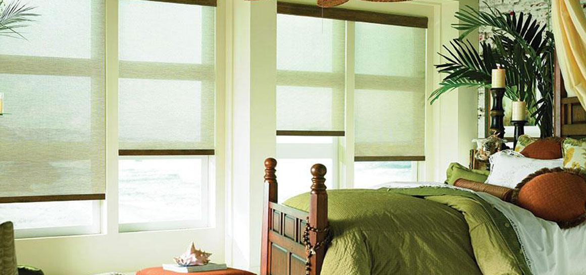 Solar Shades I Patio Sun Outdoor Curtains