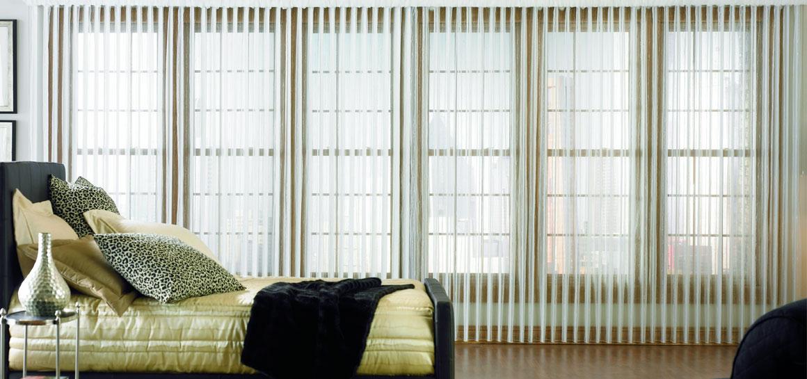 Custom Vertical Blinds I Lafayette Interior Fashions