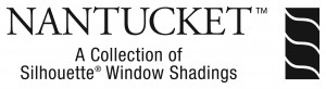 custom window shades - window shadings Hunter Douglas Nantucket  window shadings