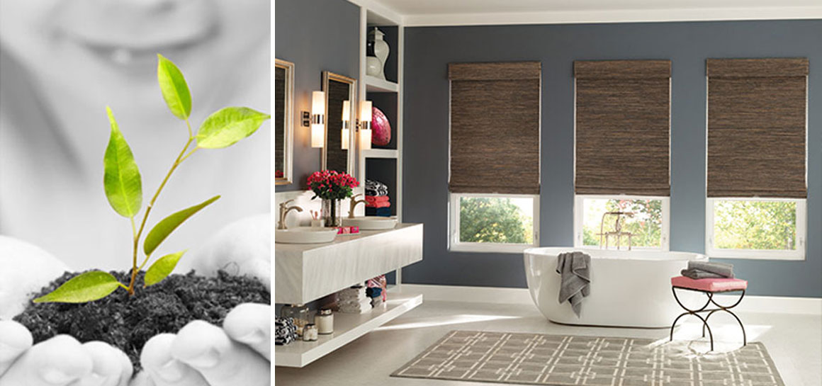 Eco Friendly Sustainable Window Treatments Windows