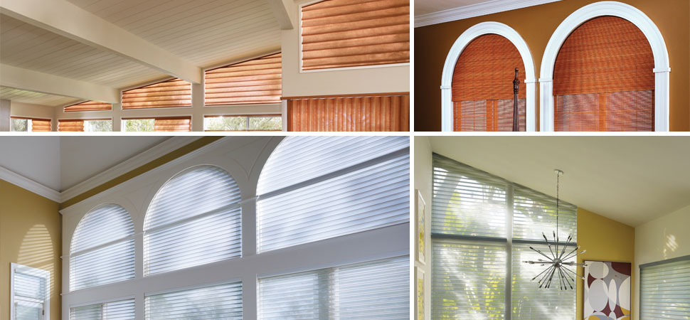 Specialty Window Shades I Custom Window Grilles Windows
