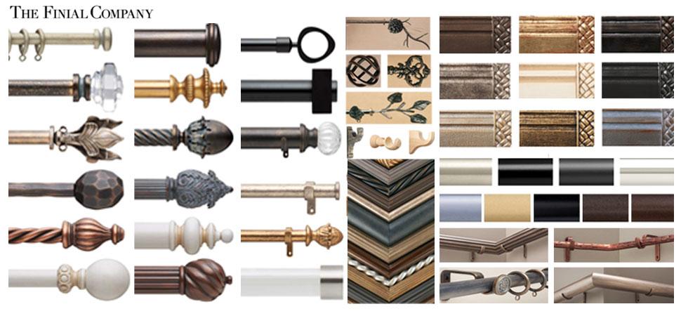 THE FINIAL COMPANY Hundreds Of Custom Hand Made Finials