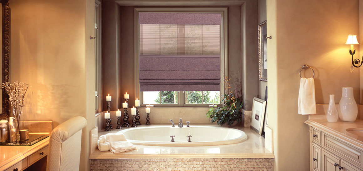 Roman Blinds I Shades Curtains Windows