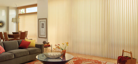 vertical blinds denver hunter douglas