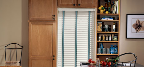 Horizontal blinds denver i wood i metal i fabric i vinyl for Vinyl windows denver