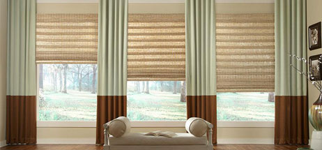 woven wood shades Denver window shades shadings