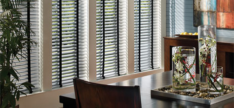 Dining Room Ideas Cloth Tape Blinds Custom