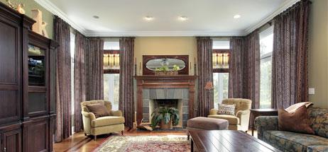 curtains and drapes custom drapery panels