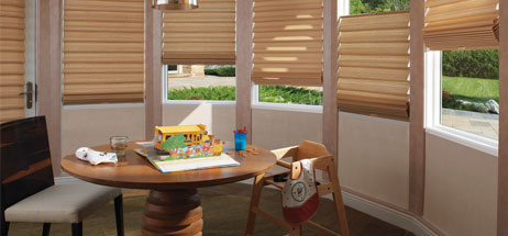 playroom ideas, nursery ideas, top down bottom up shades