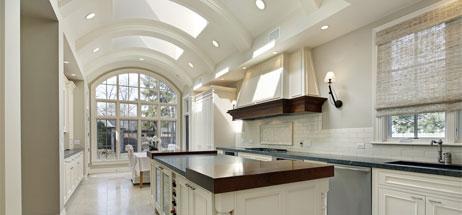 kitchen ideas - valances - window treatments